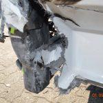Versicherungsschaden LKW Reparatur Unfallgeschädigter in Mannheim